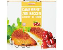 Denner Camembert zum Backen