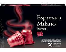 Denner Kaffeekapseln Espresso Milano