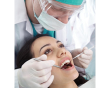 Dentalhygiene inkl. 2 Röntgenbilder und zahnärztlicher Untersuchung