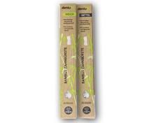 DENTOFIT Bambus- Zahnbürste
