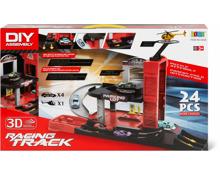 DIY Racing Track Garagen-Set