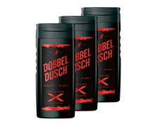 Dobbeldusch Duschgel Energy Rush 3 x 250 ml