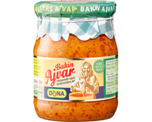 Dona Bakin Ajvar hausgemacht mild