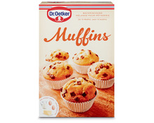 Dr. Oetker Backmischung Muffins, 2 x 370 g, Duo