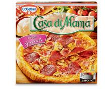Dr. Oetker Casa di Mama Pizza Speciale, tiefgekühlt, 2 x 415 g
