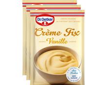 Dr. Oetker Crème Fix Vanille