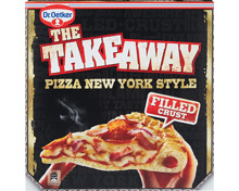 Dr. Oetker Pizza The Take Away