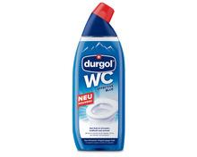 Durgol WC-Reiniger Effective Blue, 2 x 750 ml, Duo