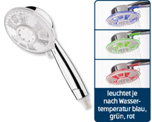 EASY HOME® LED-Handbrause