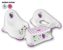 EASY HOME® Toiletten-Sitz/Tritt-Hocker/ Baby-Topf