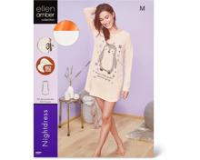 Ellen Amber Damen-Nachthemd