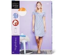 Ellen Amber Damen-Nachthemd, Bio Cotton