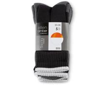 Ellen Amber Damen-Socken im 5er-Pack