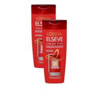 Elseve-Shampoos und -Spülungen im Duo-Pack