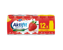 Emmi Aktifit Erdbeere, 12 x 65 ml