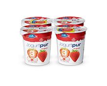 Emmi Jogurt pur Erdbeere, 4 x 150 g