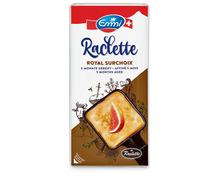 Emmi Raclette surchoix, Scheiben, 2 x 400 g