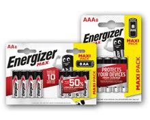 ENERGIZER® Batterien