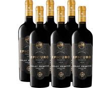 Epicuro Oro Merlot/Primitivo Tarantino IGP