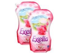 Exelia Weichspüler in Mehrfachpackungen