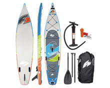 "F2 Stand Up Paddle Floater-13""-multicolor"