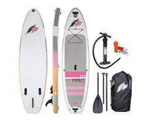 "F2 Stand Up Paddle Impact-10""-multicolor"