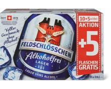 Feldschlösschen alkoholfrei im 15er-Pack