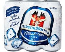Feldschlösschen Bier Alkoholfrei