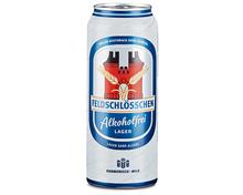 Feldschlösschen Bier alkoholfrei, Dose, 50 cl