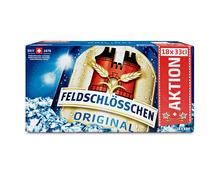 Feldschlösschen Bier Original, 18 x 33 cl