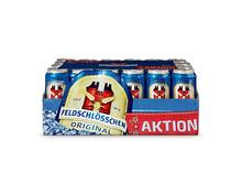 Feldschlösschen Bier Original, Dosen, 24 x 50 cl