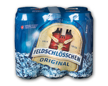 FELDSCHLÖSSCHEN Original Bier