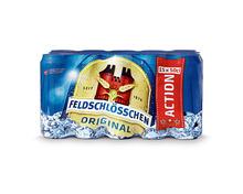 Feldschlösschen Original, Dosen, 15 x 50 cl