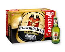FELDSCHLÖSSCHEN Premium Bier