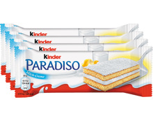 Ferrero Kinder Milchriegel Paradiso