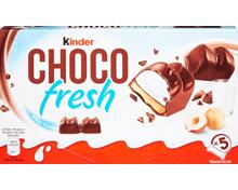 Ferrero Kinder Schokoladenriegel Choco Fresh