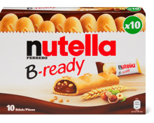 Ferrero Nutella B-ready Snack in Sonderpackung