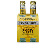 Fever Tree Tonic Water, 4 x 20 cl
