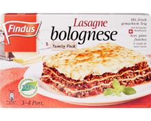 Findus Lasagne bolognese