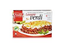 Findus Lasagne verdi al Forno, mit Schweizer Rindfleisch, tiefgekühlt, 3 x 600 g