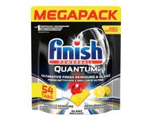 Finish Quantum Ultim Tabs Lemon 54er