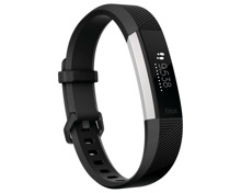 Fitbit Activity Tracker Alta HR schwarz