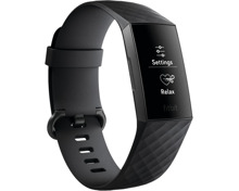 Fitbit Activity Tracker Charge 3 graphite/black