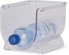 Flaschenhalter für Kühlschrank