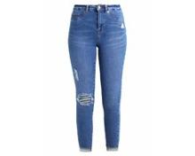 FRAY HEM RIP DISCO AZELEA - Jeans Skinny Fit - bright @ Zalando.ch