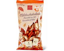 Frey Milchschokolade mit Herbst-Sujet, UTZ