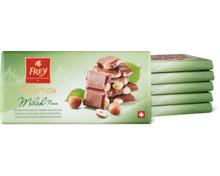 Frey Tafelschokoladen, UTZ, 6er-Pack