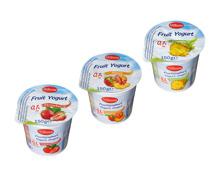 Fruchtjoghurt 0,1% Fett