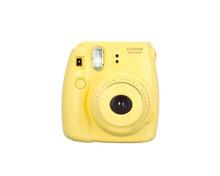 FUJIFILM Instax Mini 8 Sofortbildkamera gelb