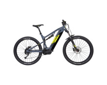 Fullsuspension-E-Bike Rock Machine Blizzard INT e-LTD